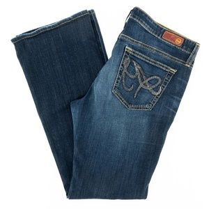 AG Adriano Goldschmied Jeans The Angel Bootcut Low